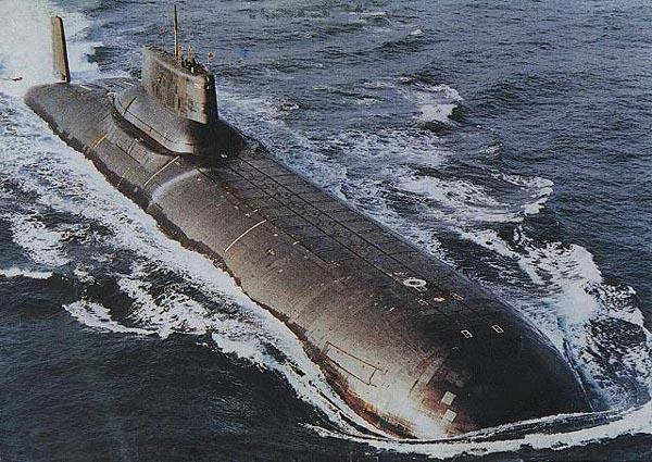 Typhoon Class.