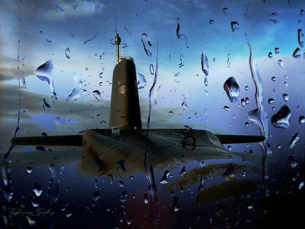 Submarines...