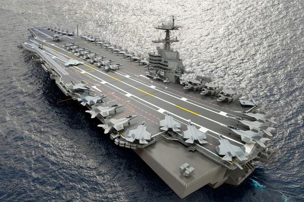 Kennedy Class Aircraft Carrier