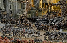 Chaos Space Marines - Army Attacks pic 2