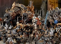 Chaos Space Marines - Army Attacks pic3