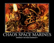 CHAOS Space Marines needs