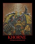 about khorne