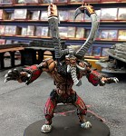 Heretic made Daemon Prince conversion