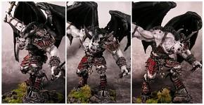 Bloodthirster model pic beware