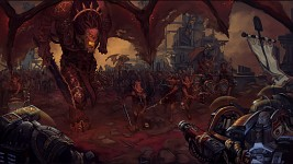 Chaos Daemons  in Ultimate Apocalypse  Mod