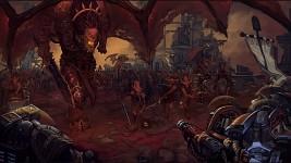 Chaos Daemons assault