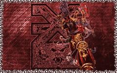 Khorne Space Marines - Wallpaper hd xl
