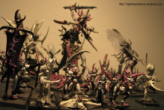 Slaanesh army will prevail
