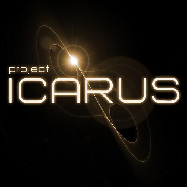 Project Icarus Concept Logo.