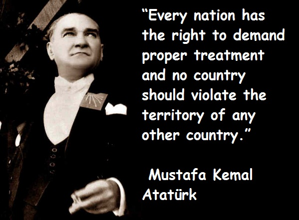 the life and times of mustafa kemal ataturk View all comments about mustafa kemal ataturk in our top ten list of most influential leaders of the 20th century or add a new comment about mustafa kemal ataturk.