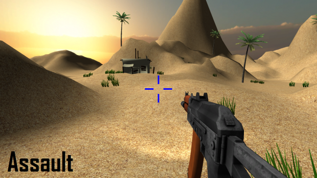 Assault Multiplayer Map Screenshot