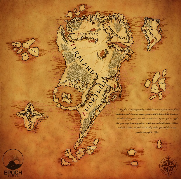Early Cartography of Althas