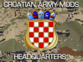 Croatian Army mods Headquarters