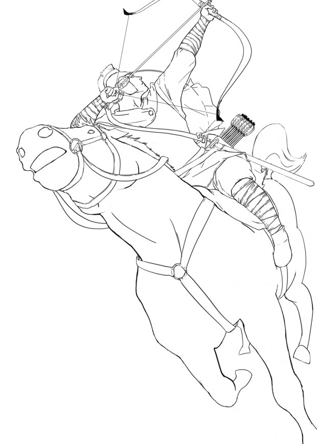 Byzantine Horse Archer