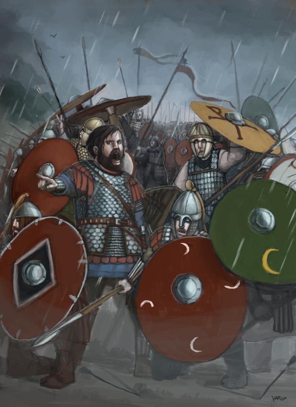 Byzantines Ambushed