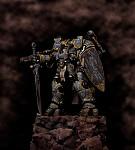 Dark Gothic Dreadknight Cool model pic 1