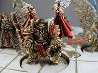 Emperor of Mankind model ts