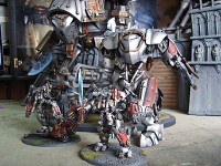 Power of Grey Knights