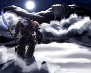 Grey Knight  darkest night