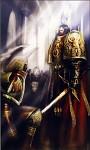 Sanguinius & The God Emperor of Mankind
