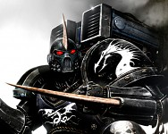 Black Dragon  space marines pic 1.b = zoomed