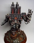 Black Templars Titan - behold