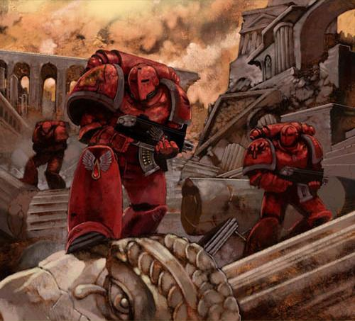 Blood Angels - Pre Horesy