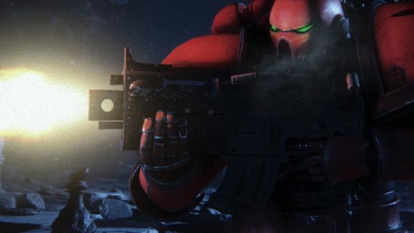 Warhammer40k Marine