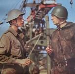 NVA soldier with Soviet soldier.