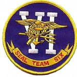 Navy Seal Team Six - old insignia