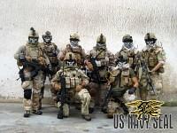 Navy Seal Team 6 - they caught osama bin laden