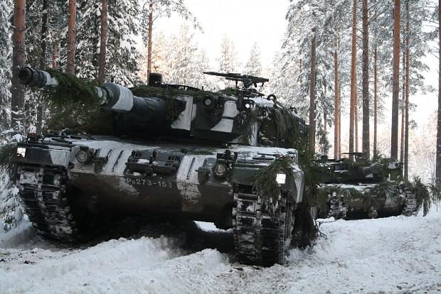 Winter tank pic 1