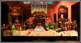 20 years of DOOM II