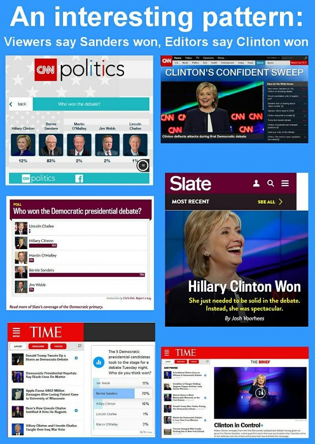 Establishment Media vs. The People