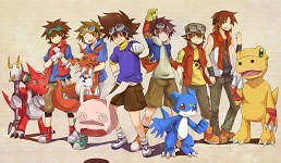 Digimon Leaders