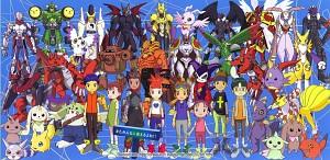 Digimon Tamers Image