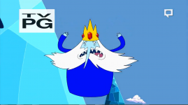 Intro - Ice king Error?