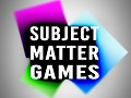 Subject Matter