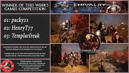 Winner of this week's games competition 24!