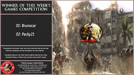 Winner of this week's games competition 25!