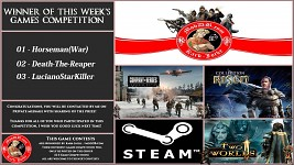 Winner of this week's games competition 22!
