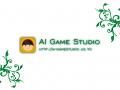 AI Game Studio Wallpaper