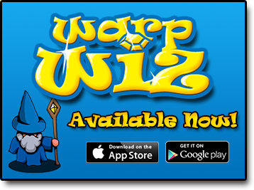 Warp WIz - FREE on iOS/Android