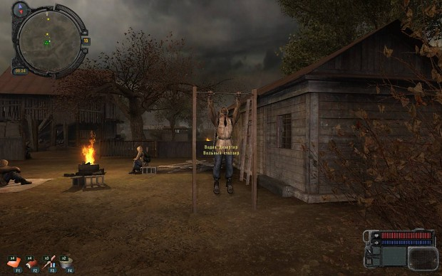 Dolina Shorohov (Valley of whispers) mod for COP
