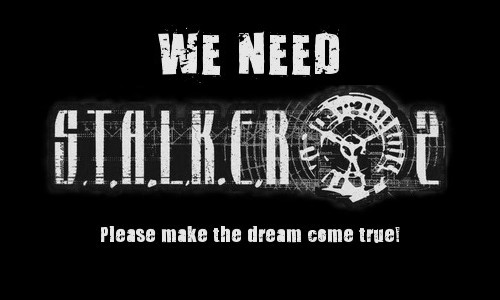 STALKER 2 Universal petition