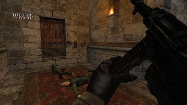 Maschinenpistole 40 (MP40) — Beta