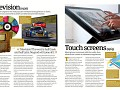 Television & Touch-screens