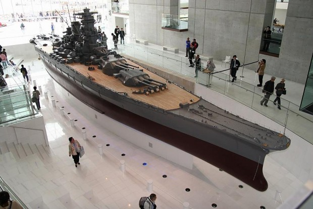 The Mighty Yamato.