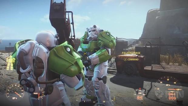 Fallout 4: Buzz Lightyear Power Armor Mod